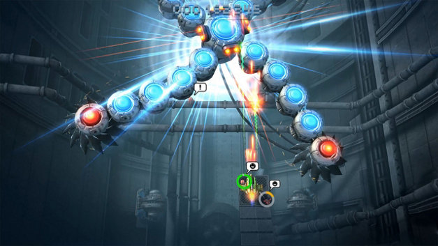 Sky Force Reloaded Screenshot 1