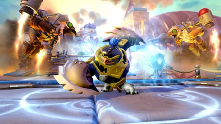 Skylanders Imaginators Trailer Screenshot