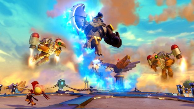 Skylanders Imaginators Screenshot 1