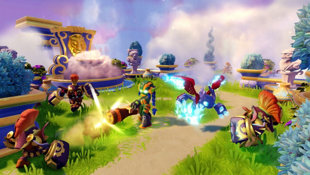 Skylanders® SuperChargers Screenshot 2