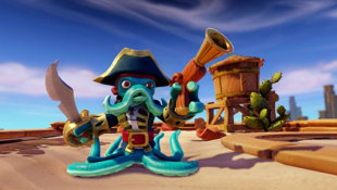 Skylanders SWAP Force Screenshot 2