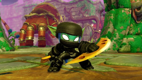 Skylanders SWAP Force Trailer Screenshot