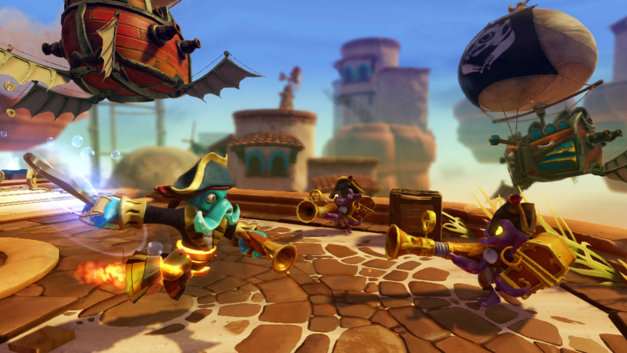 Skylanders SWAP Force Screenshot 4