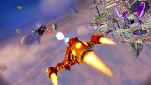 Skylanders Trap Team™ Screenshot 3