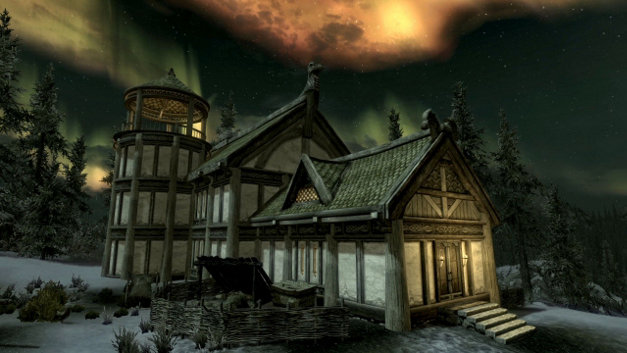House Skyrim Build More Rooms