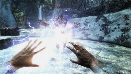 The Elder Scrolls V: Skyrim VR  Trailer Screenshot