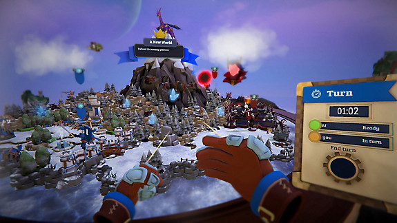 Skyworld - Screenshot INDEX