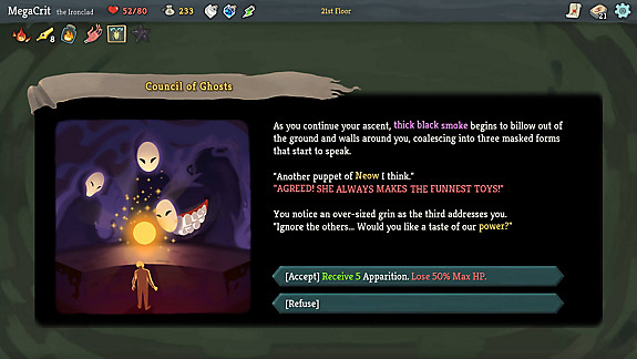 Slay the Spire - Screenshot INDEX