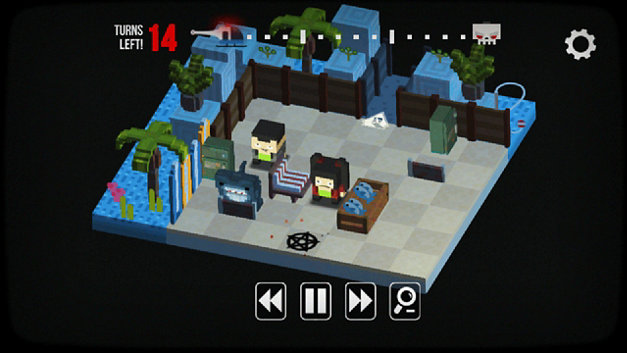 Slayaway Camp: Butcher's Cut Screenshot 1