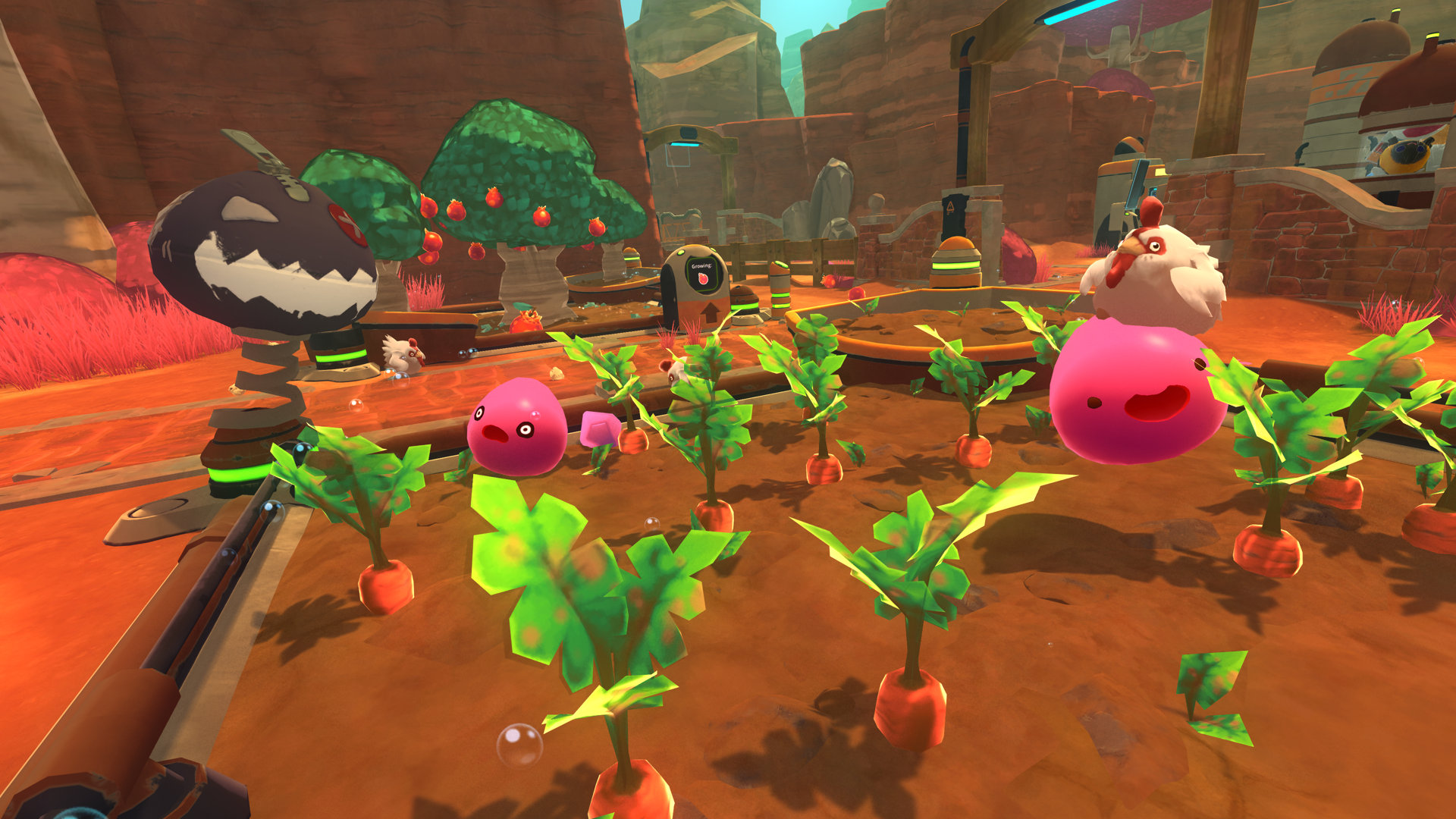 Slime Rancher Game | PS4 - PlayStation