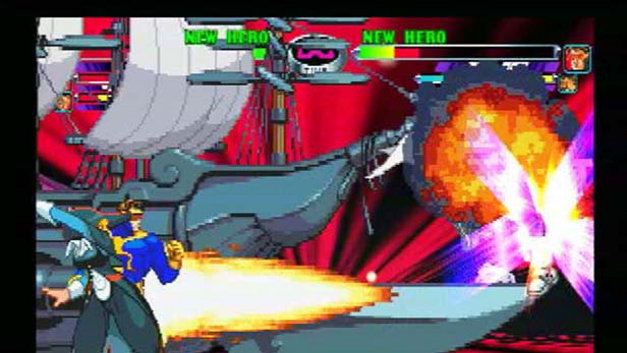 Marvel vs. Capcom 2 Screenshot 1