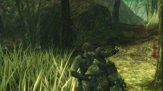 Metal Gear Solid 3: Snake Eater Screenshot 70