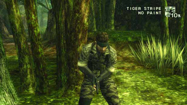 Metal Gear Solid 3: Snake Eater Screenshot 127