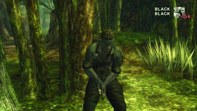 Metal Gear Solid 3: Snake Eater Screenshot 61