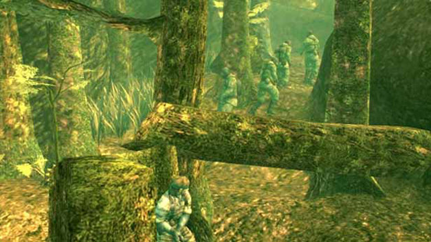 Metal Gear Solid 3: Snake Eater Screenshot 109