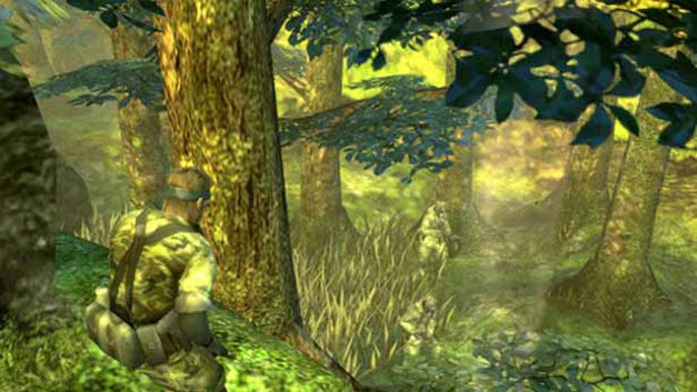 Metal Gear Solid 3: Snake Eater Screenshot 31