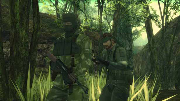 Metal Gear Solid 3: Snake Eater Screenshot 46