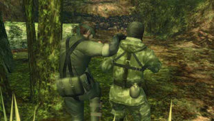 Metal Gear Solid 3: Snake Eater Screenshot 2