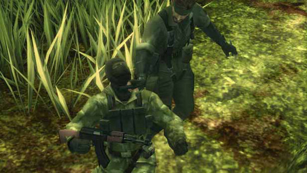 Metal Gear Solid 3: Snake Eater Screenshot 76