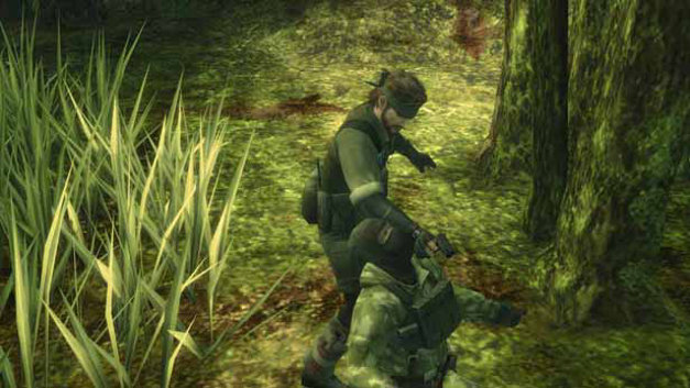 Metal Gear Solid 3: Snake Eater Screenshot 82