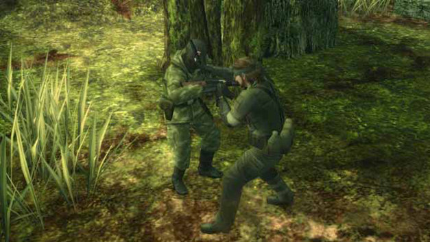 Metal Gear Solid 3: Snake Eater Screenshot 34