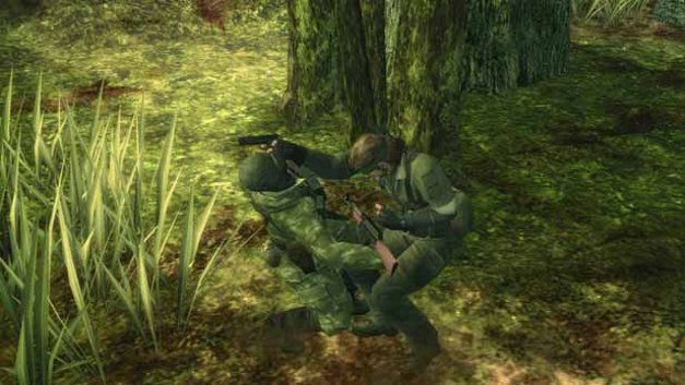 Metal Gear Solid 3: Snake Eater Screenshot 124