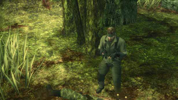 Metal Gear Solid 3: Snake Eater Screenshot 130