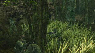 Metal Gear Solid 3: Snake Eater Screenshot 126
