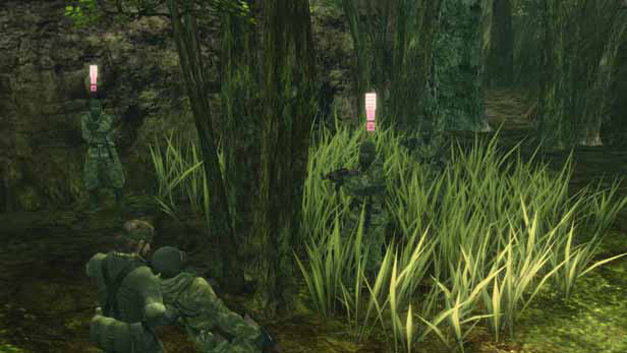 Metal Gear Solid 3: Snake Eater Screenshot 58