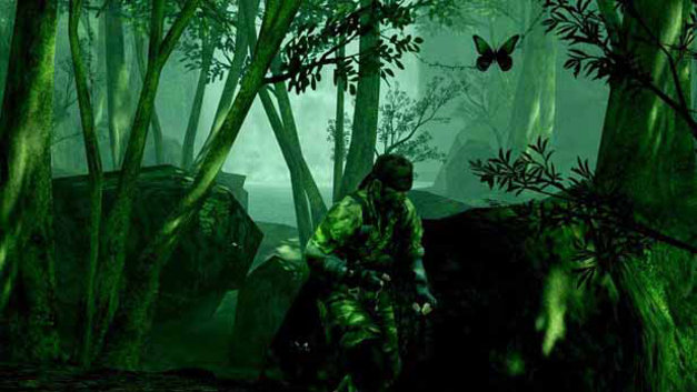 Metal Gear Solid 3: Snake Eater Screenshot 100