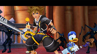Kingdom Hearts II Screenshot 2