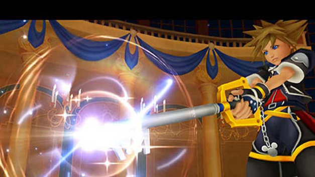 Kingdom Hearts II Screenshot 7