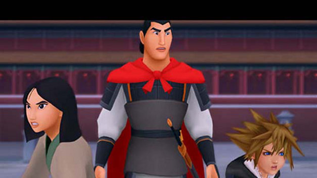 Kingdom Hearts II Screenshot 13