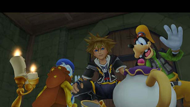 Kingdom Hearts II Screenshot 1