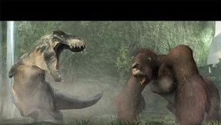 Peter Jackson's King Kong: The Official Game of the Movie Screenshot 2