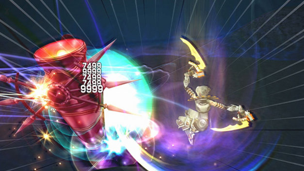 .hack//G.U. vol. 3//Redemption Screenshot 4