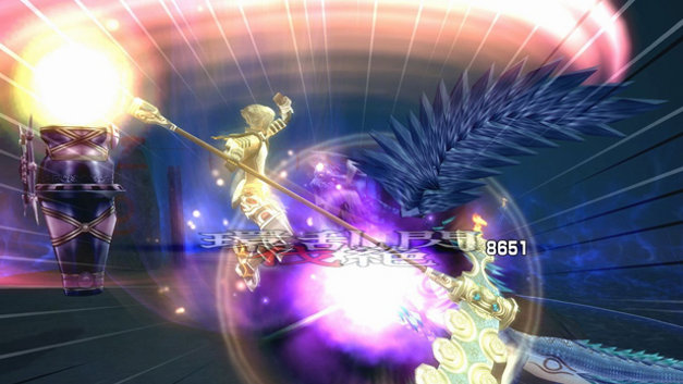 .hack//G.U. vol. 3//Redemption Screenshot 7