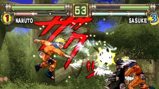 Naruto: Ultimate Ninja 2 Screenshot 3
