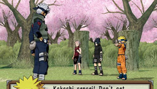 Naruto: Ultimate Ninja 2 Screenshot 6