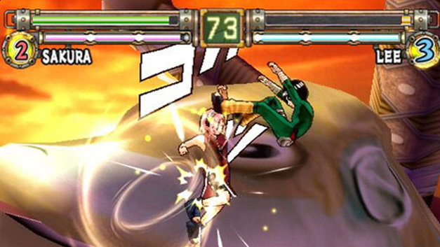 Naruto: Ultimate Ninja 2 Screenshot 7