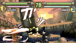 Naruto: Ultimate Ninja 2 Screenshot 9
