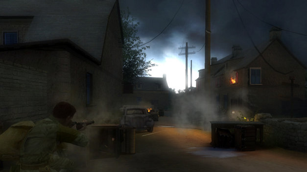 Medal of Honor: Vanguard Screenshot 1