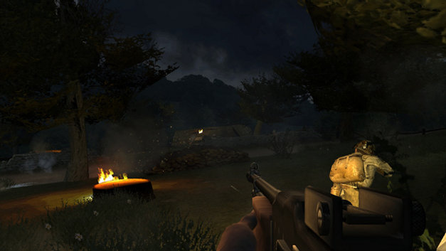 Medal of Honor: Vanguard Screenshot 4