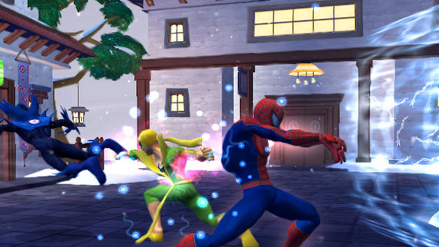 Spider-Man™: Friend or Foe Screenshot 1