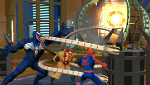 Spider-Man™: Friend or Foe Screenshot 2