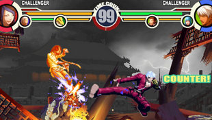 The King of Fighters XI Screenshot 5