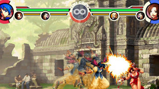 The King of Fighters XI Screenshot 2