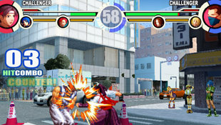 The King of Fighters XI Screenshot 9