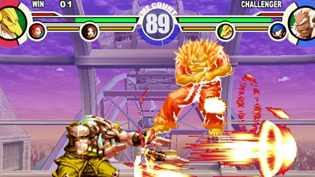 The King of Fighters XI Screenshot 7
