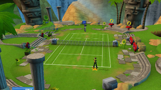 Sega Superstars Tennis Screenshot 7